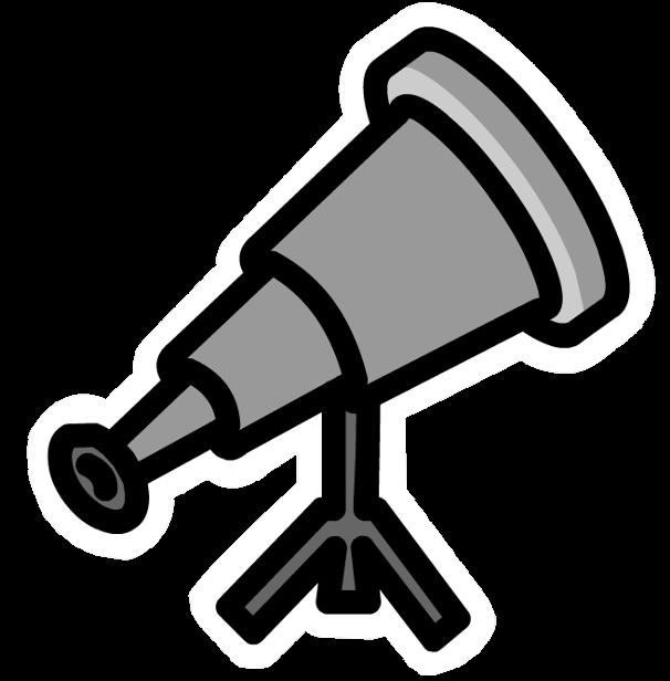 Pin de Telescopio (ID 564)