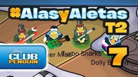 AlasyAletas Villancicos Pingüinos