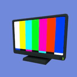 TV con Estante