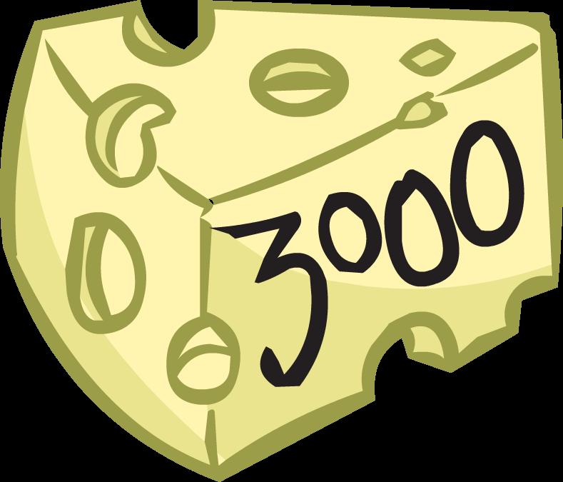 Cheese 3000