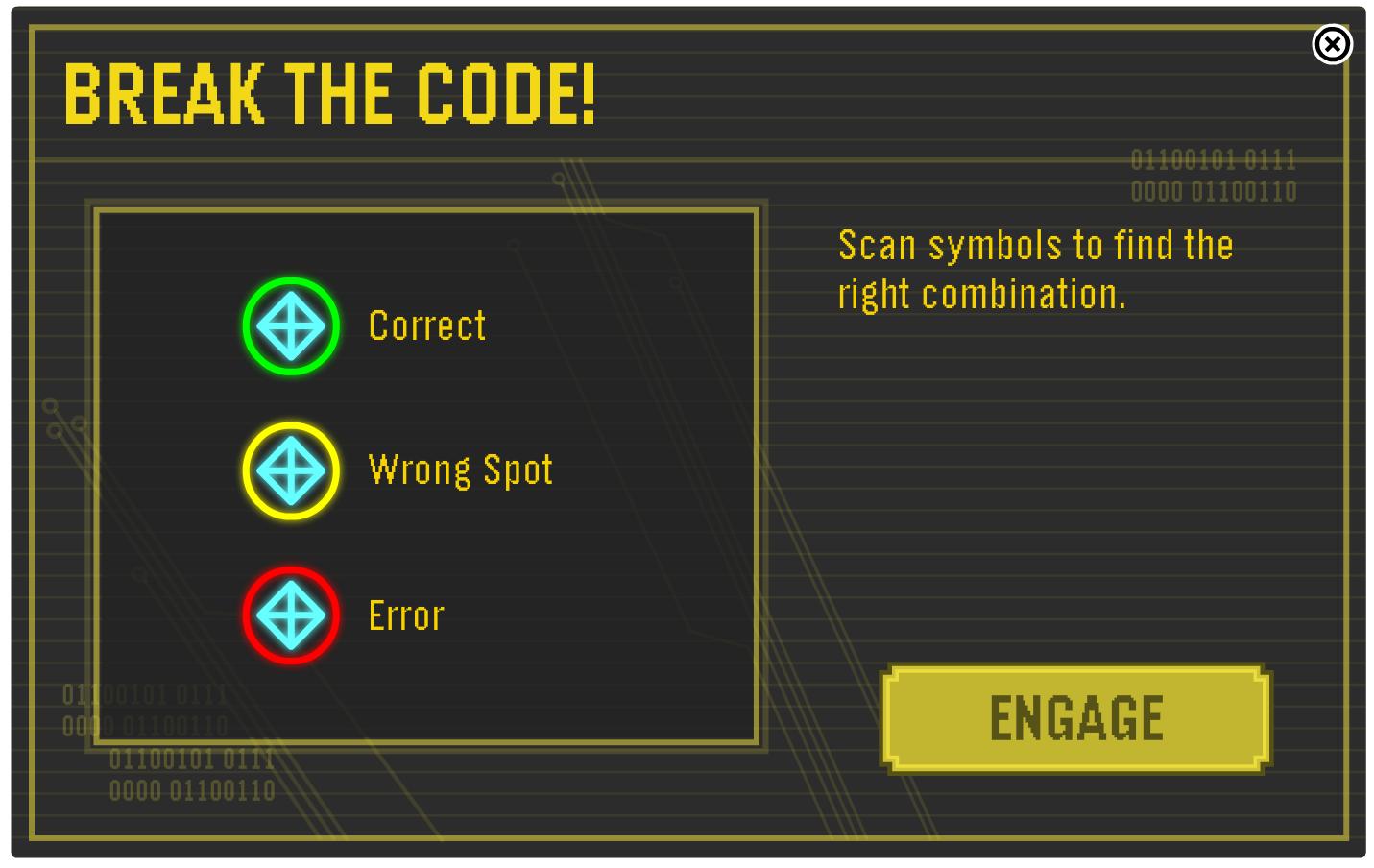 Code Break