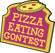 Pizza Eating Contest logo