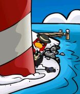 Club Penguin New Agent