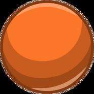 Orange blob from Penguin Style Jan 2013