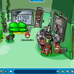 St Patrick's Day 2007 Coffee Shop.PNG