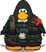 Viking Lord Armor from a Player Card