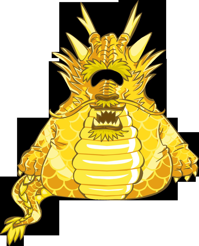 Ancient Gold Dragon