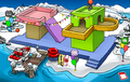 Puffle Party 2011 Dock