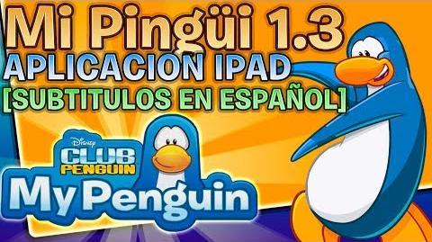 Club Penguin Mi Pingüi 1