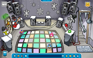 Festival of Snow 2007 Dance Club