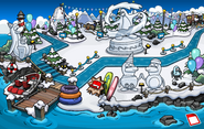 Festival of Snow 2015 Dock