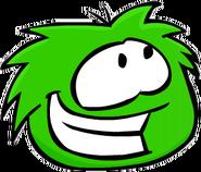 Puffle Verde 1
