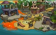 Playa prehistorica