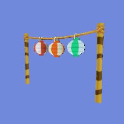 Beach Lanterns