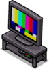 Black TV Stand sprite 012