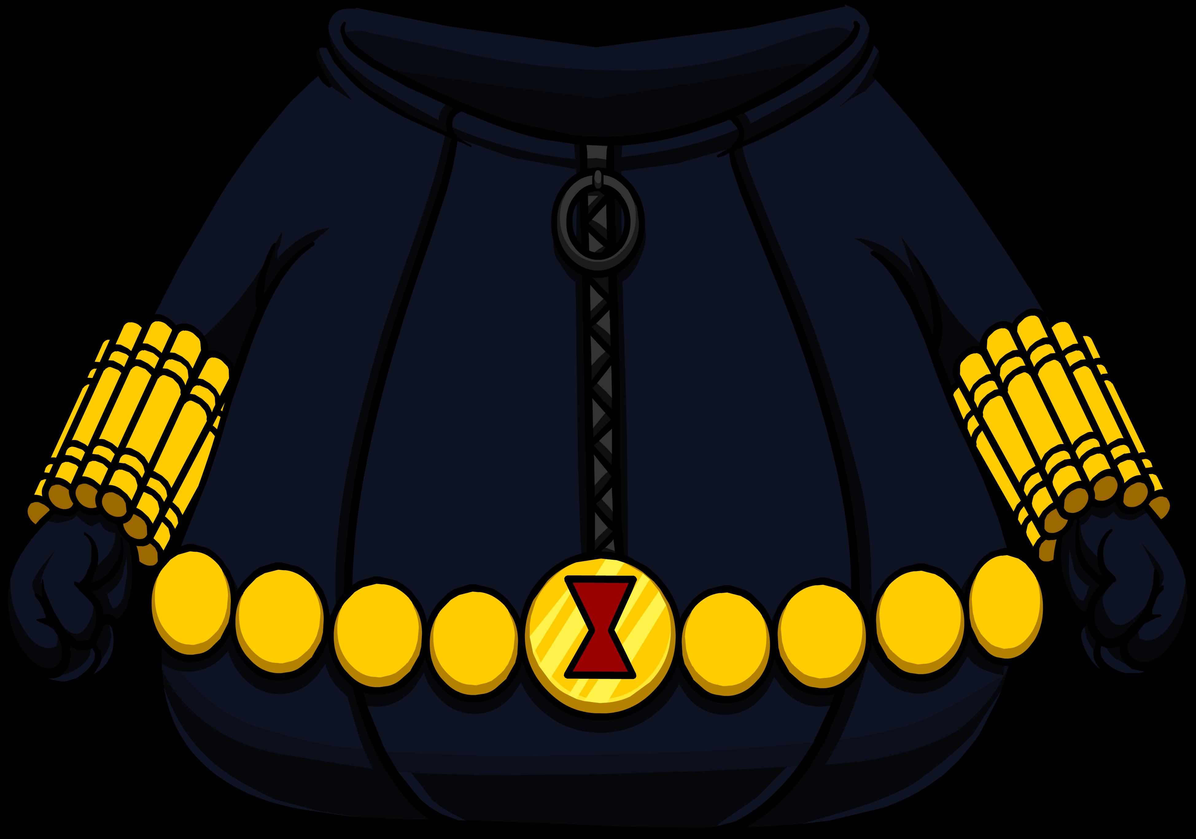 Black Widow Bodysuit