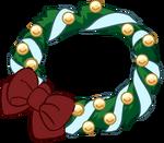 Corona de Navidad Feliz icono.png