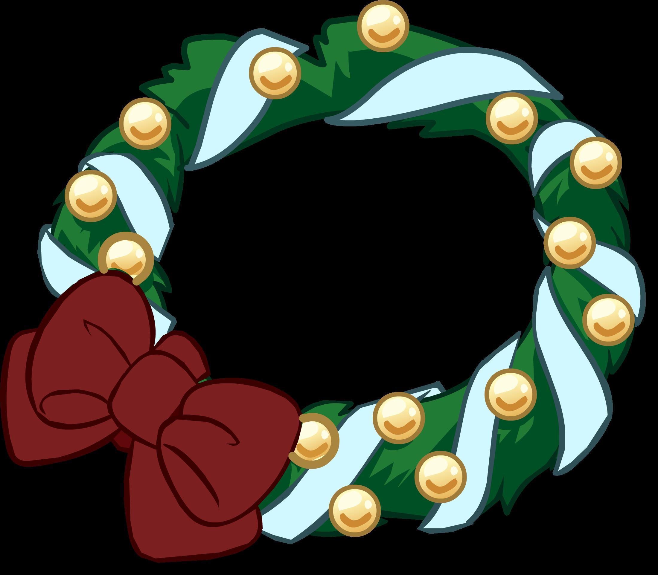 Corona de Navidad Feliz
