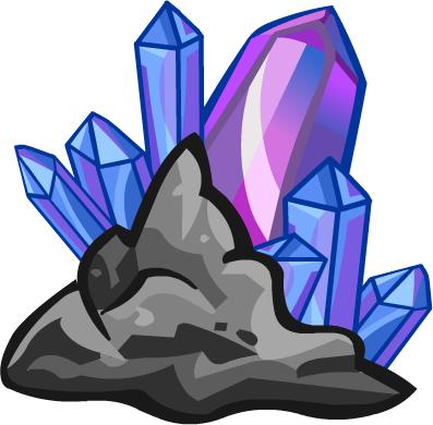 Pin de Cristales
