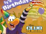 It's Your Birthday!