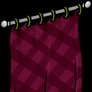 Burgundy Curtains Club Penguin Wiki Fandom