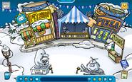 Festival of Snow Plaza