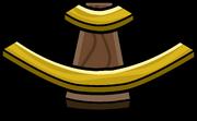 Gold Railroad Corner sprite 004