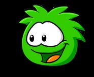 Puffle Verde 11