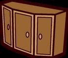Wood Cabinet sprite 002
