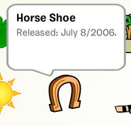 HorseShoePinStampbook