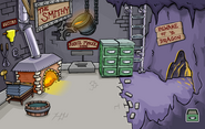 Medieval Party 2008 Boiler Room 2