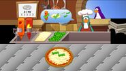 Pizzatron 3000 Arcade de Club Penguin