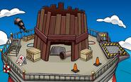 Festival of Flight construction Beacon