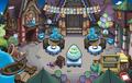Frozen Fever Party 2015 Dock