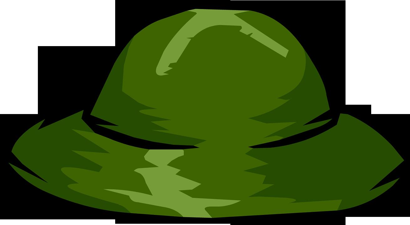 Sombrero de Safari Verde