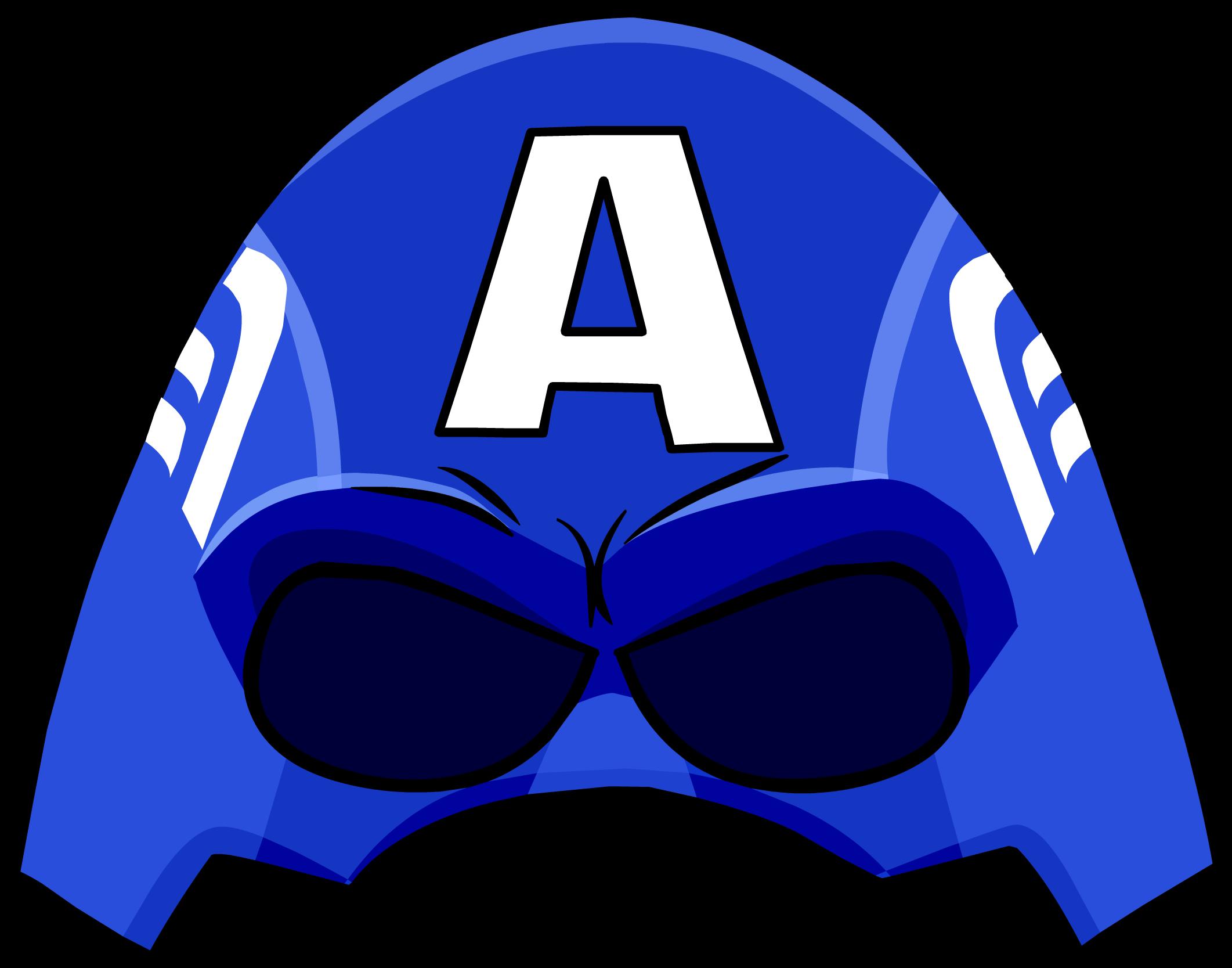 Casco de Capitán América