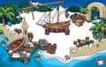 Island Adventure Party 2011 Dock 2