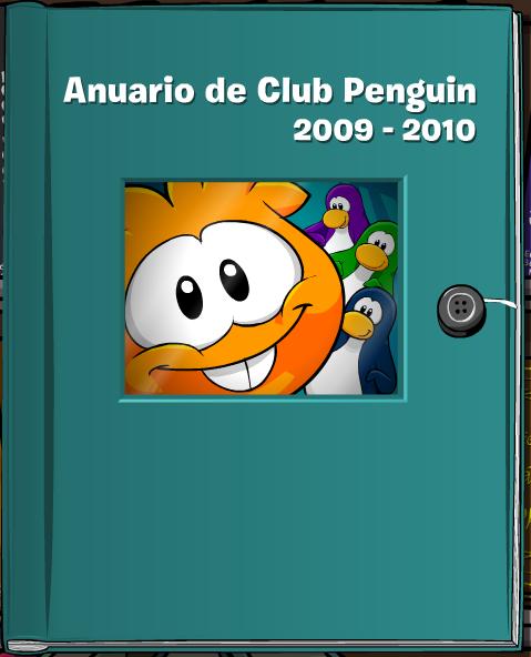 Anuario de Club Penguin 2009-2010