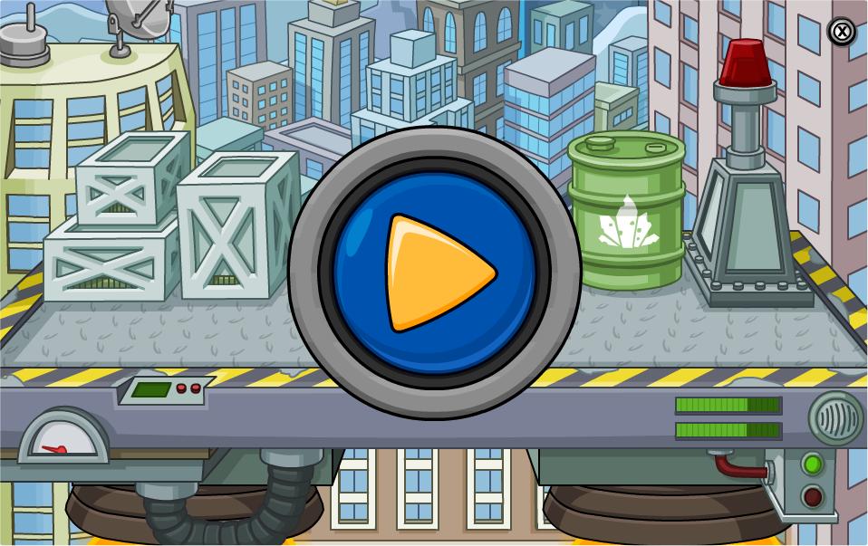 Super Hero Bounce