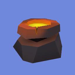 Tiesto de Lava