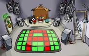 Winter Luau Dance Club