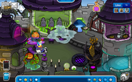 My igloo halloween party 2013