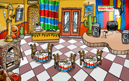 Winter Fiesta 2009 Pizza Parlor
