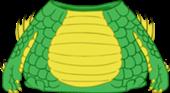 Disfraz de Monstruo de Pantano