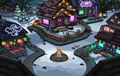 Halloween Party 2015 Snow Forts