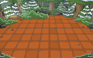 Invisible Forest with flooring