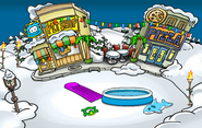 Summer Party Plaza