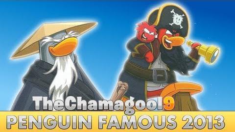 Club Penguin - Sneak Peek - Penguin Famous 2013 HD