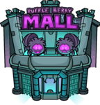 Puffle-Berry-Mall Exterior Halloween Party 2015