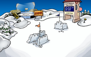 Snow Forts 2008 Rink